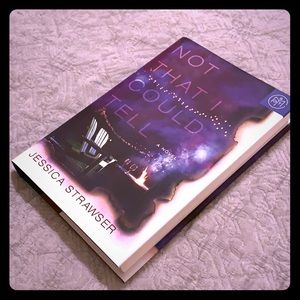 Other - Not That I Could Tell BOTM book